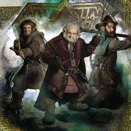 Dori, Nori, Ori Action Poster