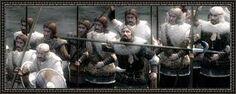 Dunland spears