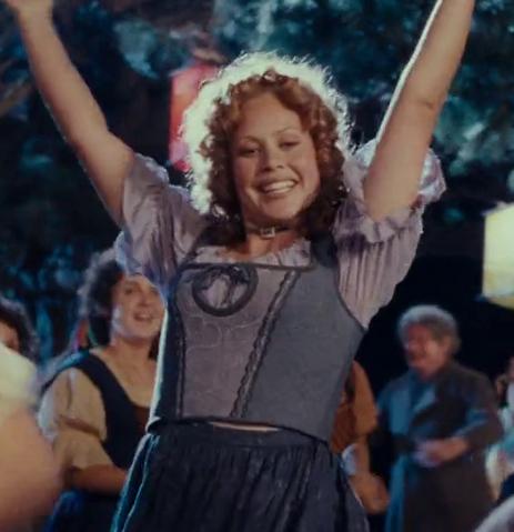 File:Rosie Cotton celebrates - FOTR.png