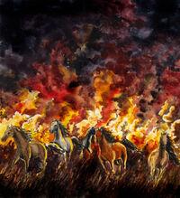 The battle of sudden flame by Filat.jpg