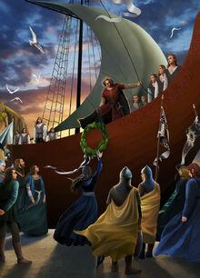 Aldarion and erendis by steamey-d6cas1j