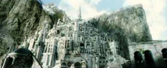 File:Minas Tirith view from the 1st level.JPG