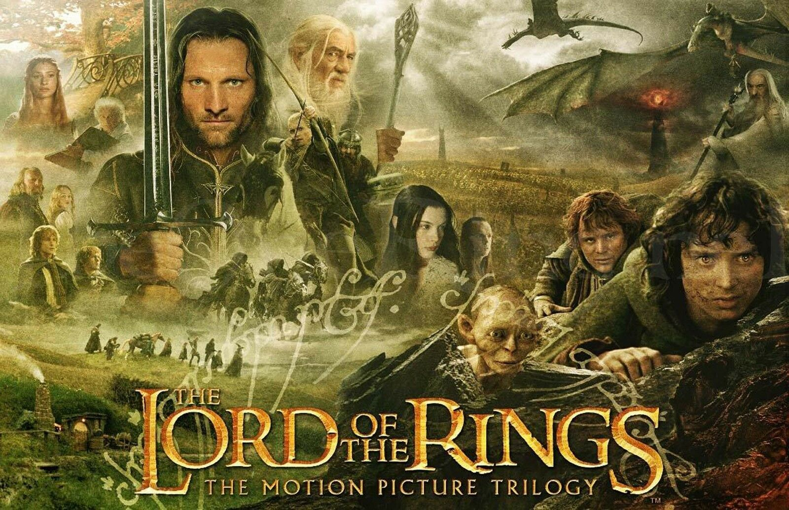 Resultat d'imatges de the lord of the rings