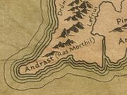 Andrast Map