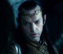 Elrond - The Hobbit