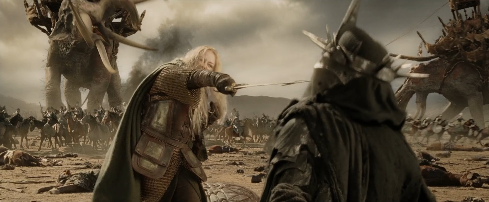 Eowyn, from the Peter Jackson movie