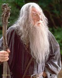 Gandalf-Isengard