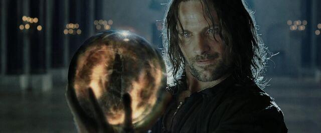 File:Aragorn holding a Palantir 01.JPG