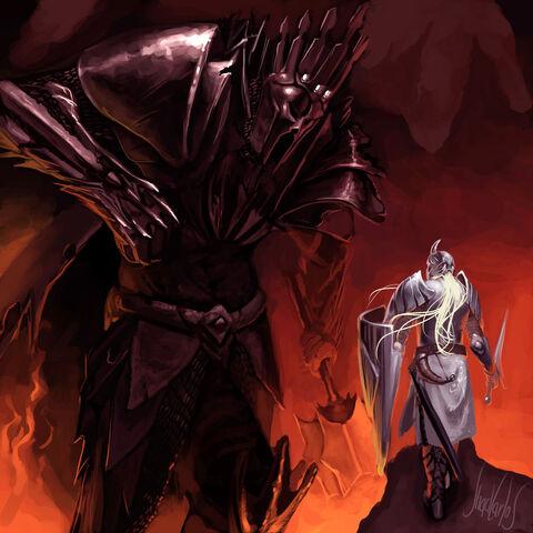 File:Morgoth and fingolfin by shadcarlos-d31bi72.jpg