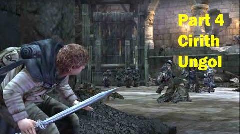 Cirith Ungol (level)