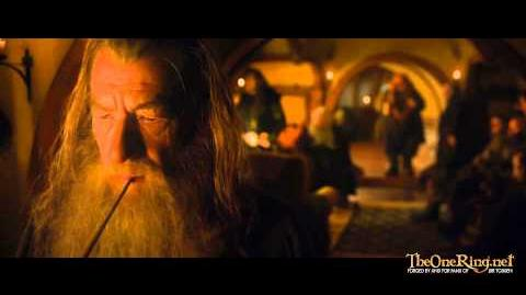The Hobbit Misty Mountains song scene