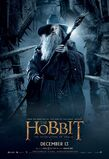 Hobbit the desolation of smaug mckellen gandalf-poster3