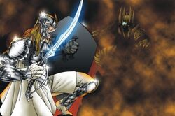 Fingolfin vs.Morgoth