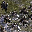 Gundabad Wolf Ridersxs