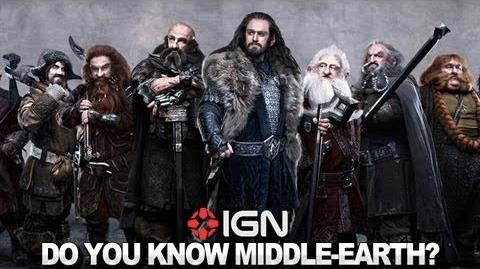 The Hobbit Quizzing the Dwarves