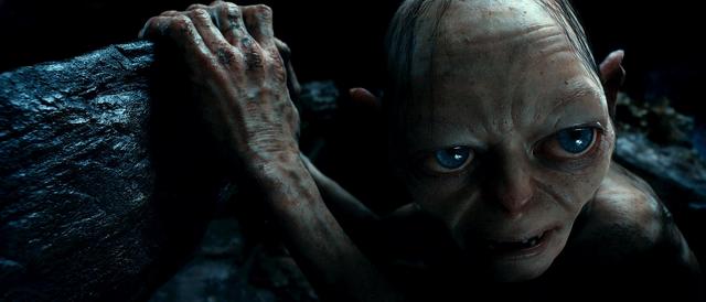 File:Gollum - The Hobbit.PNG