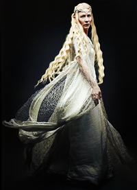 Lady Galadriel of Lothlorien