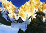 John Howe - Morgoth's Forces before Gondolin