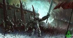 Carn Dum a roto el asedio
