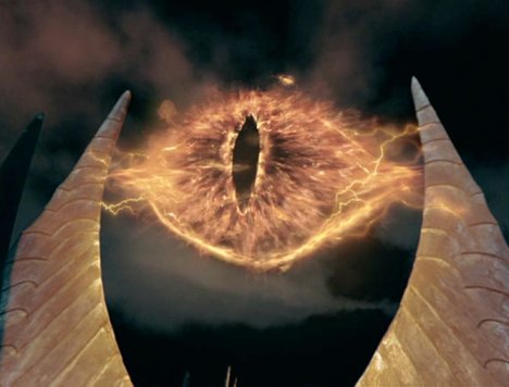 Eye Of Sauron Tower