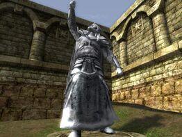 Arantar statue