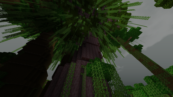 Mahogany Tree The Lord Of The Rings Minecraft Mod Wiki