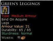 GreensLeggings