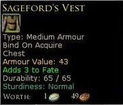 SagefordsVest