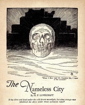 Nameles city a r tilburne