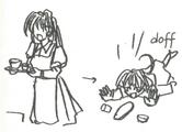 Naru Clumsy
