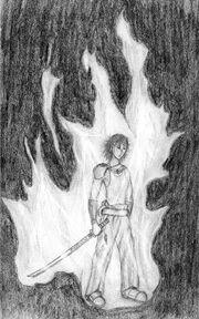 Standing in fire-150dpi