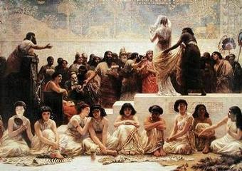 Paris Slave Market