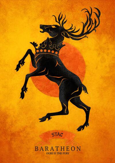 House Baratheon - New