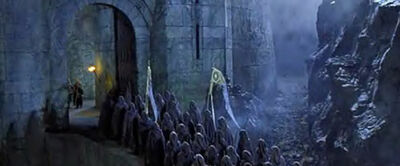 Elves arrive at Berne