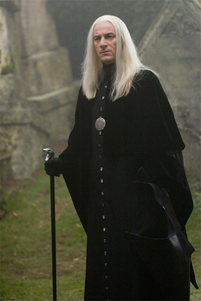 Lucius Malfoy the End