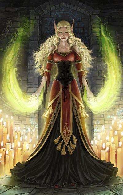 Lyeana Dawnblade
