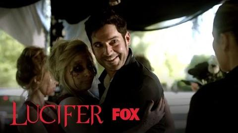 Lucifer Makes Out With One Of The Bridesmaids Season 2 Ep