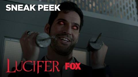 Sneak Peek Lucifer & Amenadiel Are Breaking Down Season 2 Ep