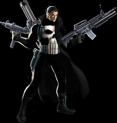 Image - Punisher-Trenchcoat-iOS.png | Marvel: Avengers ... X 23 Marvel Avengers Alliance