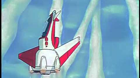 Super Dimension Fortress Macross 超時空要塞マクロス Boost to an Inverted Climb