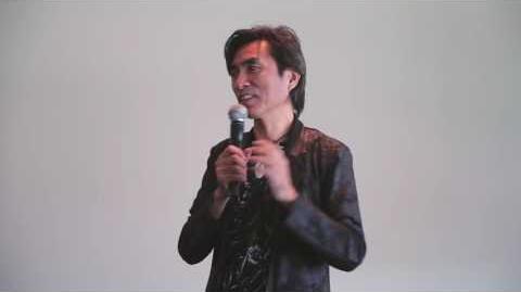 Macross Creator Shoji Kawamori at Armageddon 2016