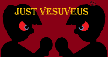 Just Vesuveus