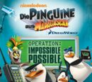 Die Pinguine aus Madagascar - Operation: Impossible (DVD)