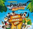 Die Pinguine aus Madagascar: King Julien-Tag (DVD)