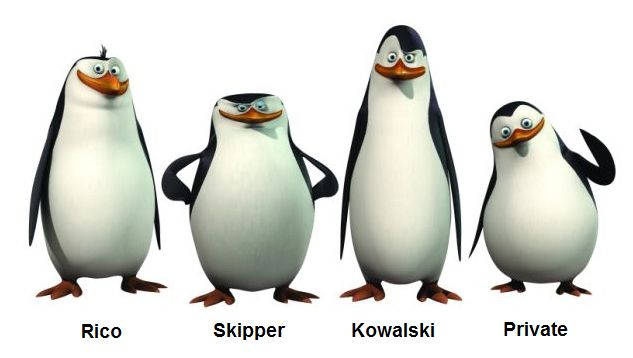 die pinguine aus madagascar serie madagascar wiki fandom powered by wikia. Black Bedroom Furniture Sets. Home Design Ideas