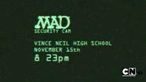 MAD's Security Cam