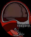 Grunt head