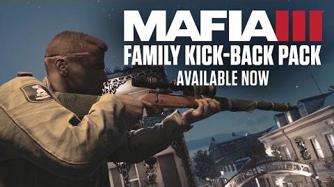 Mafia 3 - Family Kick-Back Pack Available Now