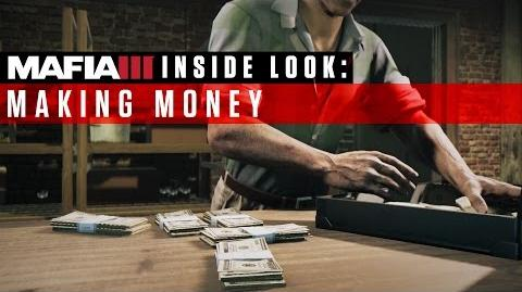 Mafia III - Inside Look – Making Money