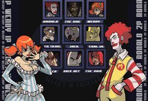 Fast food wars